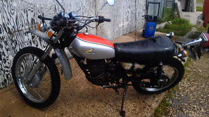 Honda MT250 Elsinore