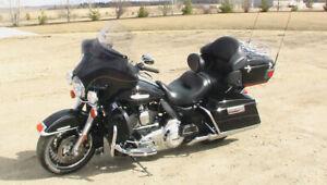 2012 Harley Davidson FLHTK Ultra Limited
