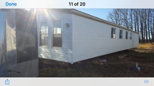 Mobile home rent to own