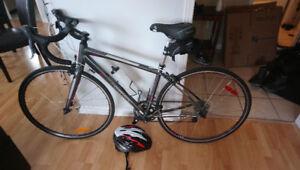 Vélo de route Louis Garneau.