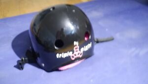 Triple eight bike helmet woman's size medium $30