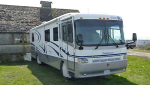 2000 Holiday Rambler Endeavor 37WDS4 Diesel Pusher
