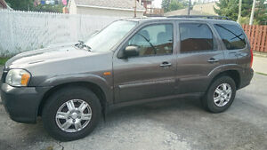 2005 Mazda Tribute VUS