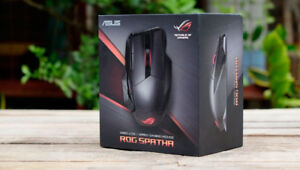Asus ROG Spatha RGB Wireless/Wired Gaming Mouse
