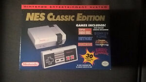 New Sealed NES Classic
