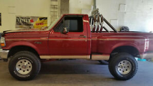 1993 Ford Flare side 4X4  F150 Show Room Condition