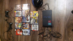 Console PS2+Accessoirs