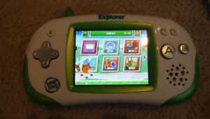 LeapFrog, Leapster Explorer game device with camera/video camera
