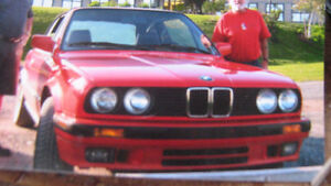 1992 BMW 3-Series 325iC Convertible