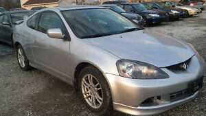 2006 ACURA RSX~AUTO~LEATHER~SAFTY~WARNTY~FINANCE AVAIL.