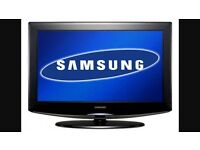 """40"""" SAMSUNG LCD HD TV BUILT IN FREEVIEW"""