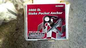 Truck Stake Pocket Anchors