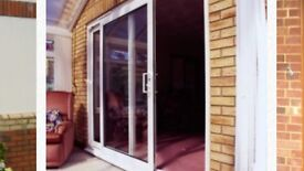 Patio sliding doors from £599 fitted
