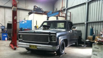 1978 c10 chevy Chevrolet pick up race drag street muscle truck.  Tuggerah Wyong Area Preview
