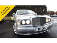 Bentley Arnage 6.8 auto R 15,250 Mls Full Bentley History Glasgow Scotland