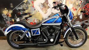 2007 Harley FXDBI. Every ones approved. Only $233 per month