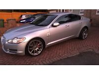 Jaguar XF 2009 premium luxury 2.7