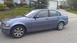2003 BMW 325 Sedan