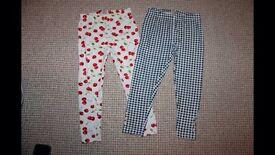 Girls 4-5 clothes bundle.