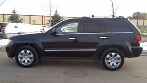 2010 Jeep Grand Cherokee Limited SUV, Crossover Strathcona County Edmonton Area image 9