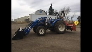 Price reduced!!!2013 Boomer 40 tractor