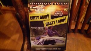 dirty mary crazy larry a fistful of dollars dvd
