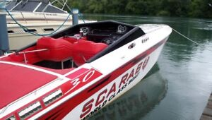 1989 Wellcraft Scarab 30 Feet *With Trailer* - Great Condition