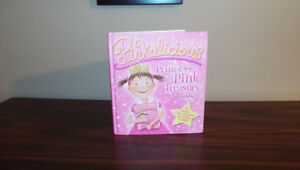 Disney and Pinkalicious Hard Cover Books for Children ~ EUC ~