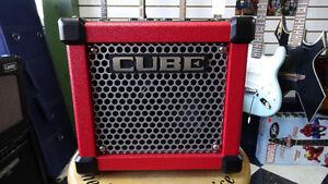 Amplificateur guitare électrique Roland MicroCubeGX RDL