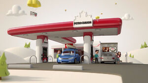 PROFITABLE  GAS STATION FOR SALE WITH PROPERTY