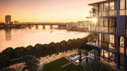 1, 2 and 3 bedrooms apartments in the heart of Meadowbank Meadowbank Ryde Area Preview