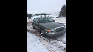 2001 Mercury Grand Marquis Other