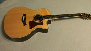 Taylor 814CE With Upgrades (Chaylor)