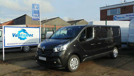 Renault Trafic 1.6dCi LL29 120ps Sport with Rear Camera