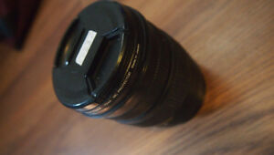 Sigma 17-70mm lens F2.8-4 for Canon