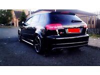 Audi s3 Black Edition 2.0 TFSI r32 m3 c63 gti evo m5 m135i s4 s5 golf r