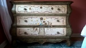 Italian Made Solid Wood Dresser