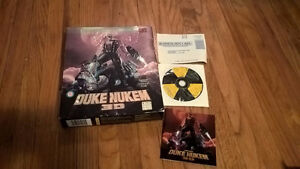 Duke Nukem 3D Big Box Version -- Complete
