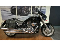 2012 Suzuki VZ1500 L0 Intruder 5,802 Miles 3 Former Keepers