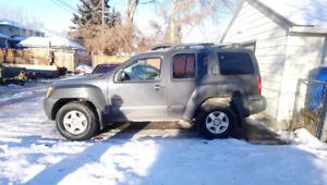 2006 Nissan Xterra 6 SPD Manual. Great condition!