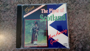 Pipes of Scotland CD