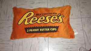 Reese's Peanut Butter Cup Pillow