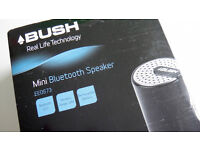 Bluetooth Wireless Portable Speaker for iPhone iPod iPad (Small speaker, big sound)