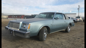 1978 Buick Regal very good condition $5000.