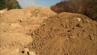Selling great fill dirt