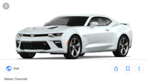 Camaro WANTED 2015-2018