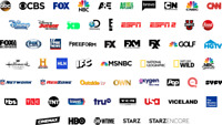 IPTV English Package  CA, US, UK, Fr & spanish free 24h trial