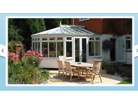 UPVC conservatory fitted from £5000
