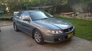 2005 Holden Berlina Sedan Wyee Point Lake Macquarie Area Preview