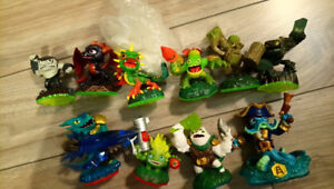 Skylanders Figurines, Portail, Sticker, Collection Eddition